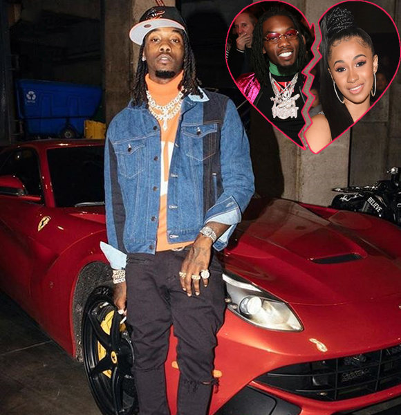 Offset & Wife Cardi B, Married Couple Split; Starts Calling Him Baby Daddy