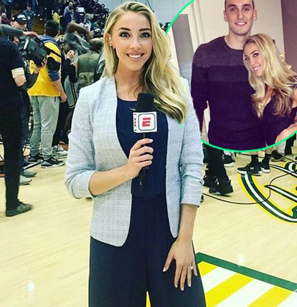 ESPN Reporter Olivia Harlan Bio: At Age 25 Turning Boyfriend Into Husband