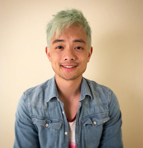 Osric Chau Talks About His Ideal Wife & Married Status Amid Gay Rumors