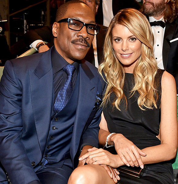 Paige Butcher Age 39 Gives Birth To Baby No.10 For Eddie Murphy