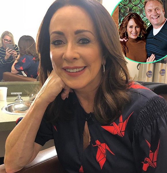 Patricia Heaton's Lavish Life With Husband & Family; Children Don't Get All Perks