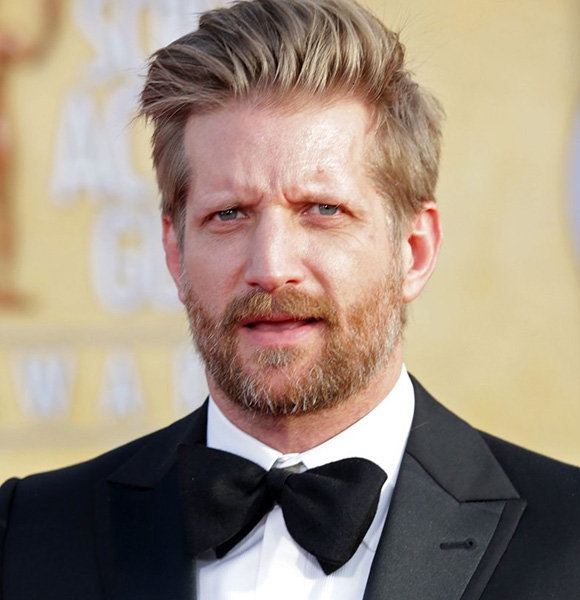 Paul Sparks Wife, Family, Shirtless, Net Worth