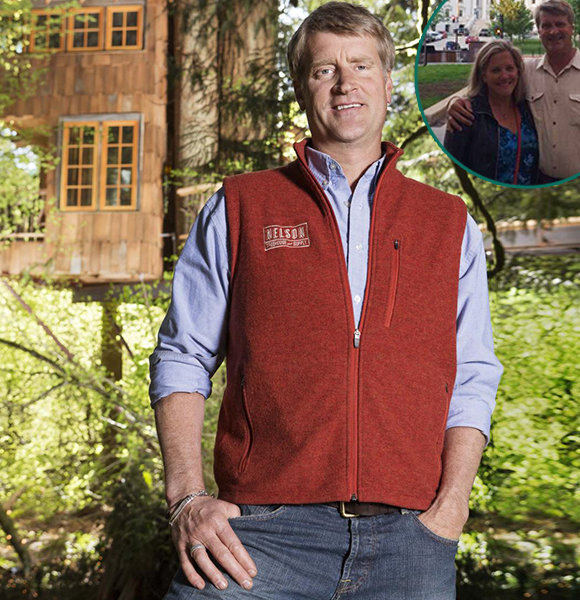 Pete Nelson From Treehouse Master Wiki: Age, Net Worth, Family, & Facts
