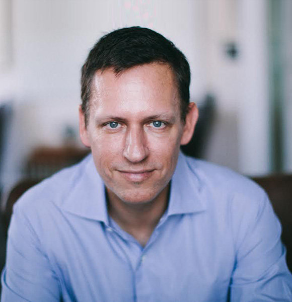 Peter Thiel Silently Married Boyfriend, Gay Couple Too Slick For Public?