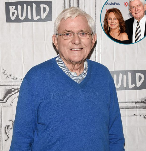 Phil Donahue, At Age 82 With Wife Of Nearly 4 Decades, Where Is He Now?