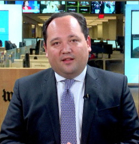 What Is Philip Rucker Age & Is He Married Or Gay? Bio Reveals