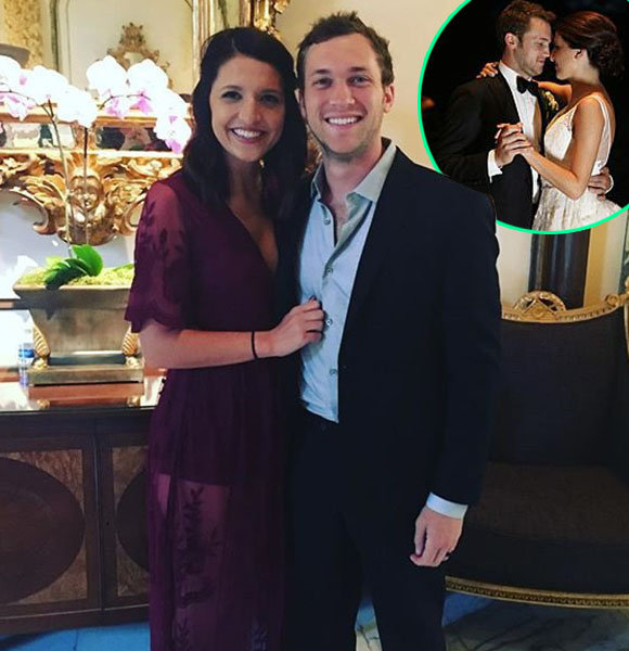 Phillip Phillips & Wife Look Back On Wedding Day! Being Married Impact On American Idol's Life