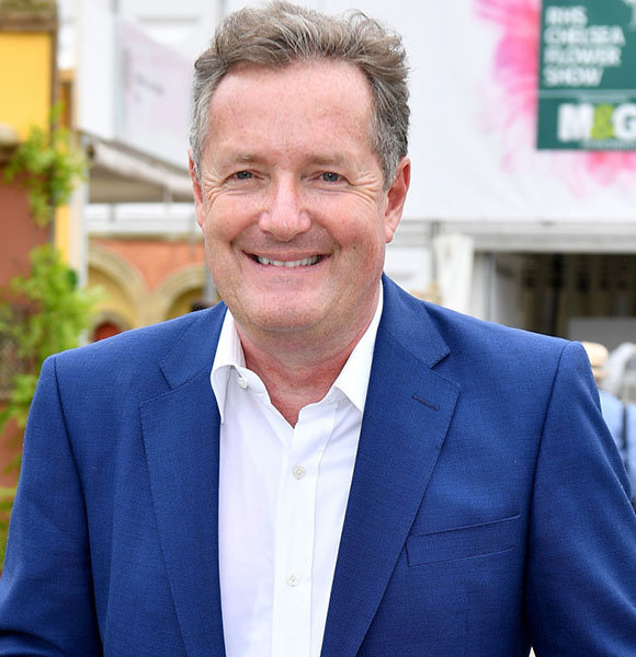 Piers Morgan, Massive Net Worth Holder Fired By CNN? Here's The Truth