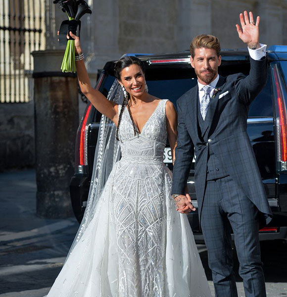 Pilar Rubio Bio, Age, Wedding, Sergio Ramos