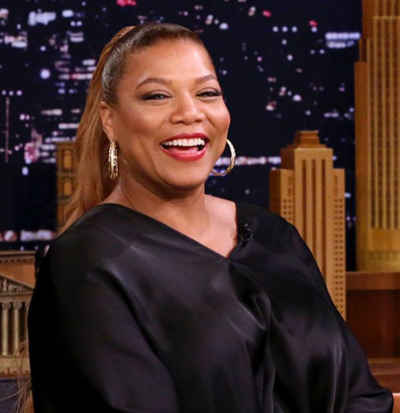 Queen Latifah Former Girlfriend Pregnant; Has Anything To Do With It?