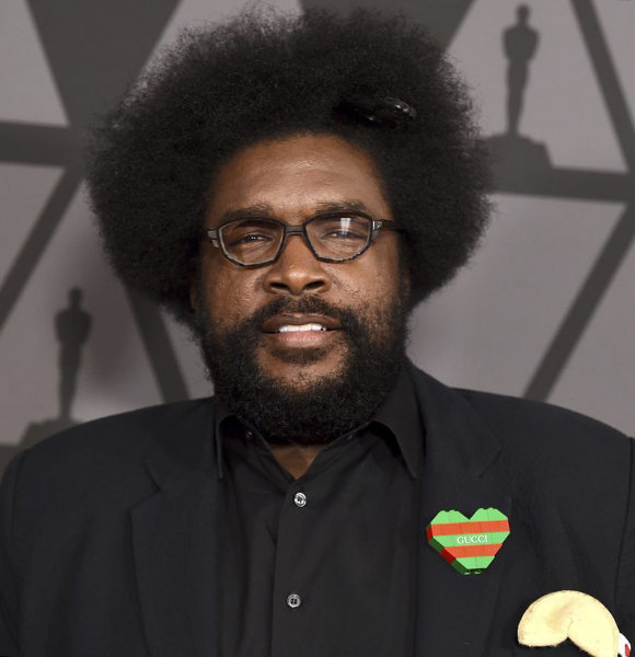questlove intense love for girlfriend tobe wife or just