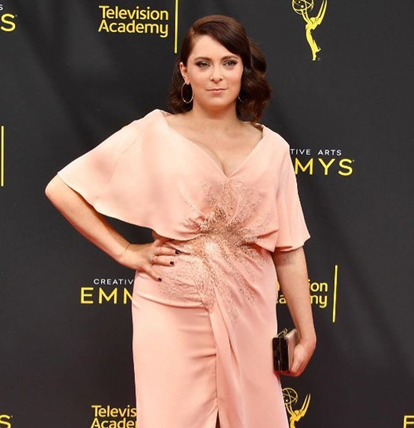 Rachel Bloom Is Expecting First Baby With Husband