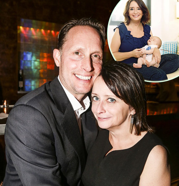'SNL' star Rachel Dratch Discovers Family Duties At Age 43, Son's Father Wasn't Her Husband