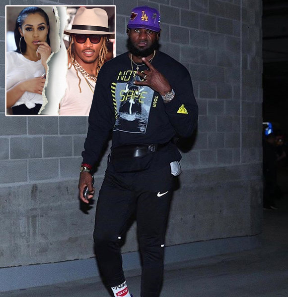Rapper Future & Girlfriend Lori Harvey, Details On How They Started Dating