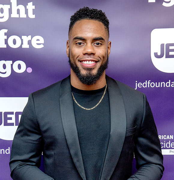 Is Rashad Jennings Married? Footballer Showers Love, Not Over Wife!