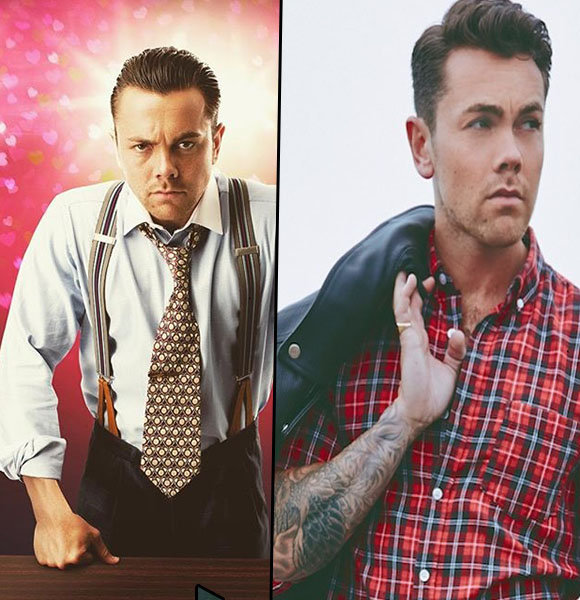 X Factor Star Ray Quinn Is Engaged, Meet His Girlfriend Turned Fiancee