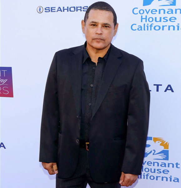 Raymond Cruz Family Behind Hit TV Shows; On-Reel 'Tuco' Has A Wife