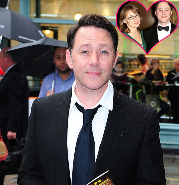 Reece Shearsmith Interview Filled With Love For Wife, A 'Gay' Man Of Sorts