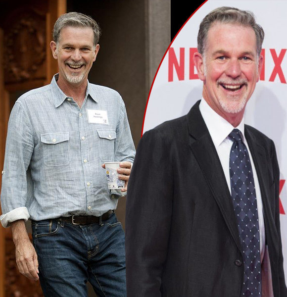 Reed Hastings Net Worth, Salary, House | How Rich Is Netflix's CEO?