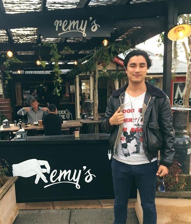 Remy Hii Girlfriend, Gay, Parents, Ethnicity