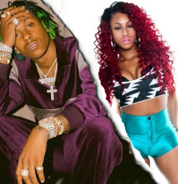Rich The Kid Splits, Wife Slams With Divorce Papers - Really Cheated On Wife?