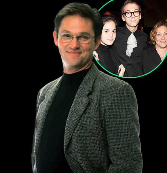 """""""IT"""" Actor Richard Thomas With 4 Terrific Children Has New Wife Today?"""
