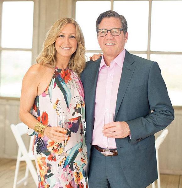 Lara Spencer Married To Rick McVey! Meet Millionaire 'Second' Husband