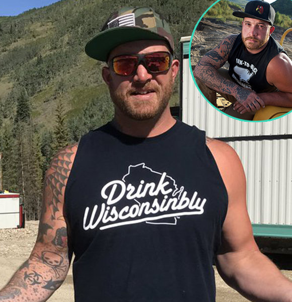 """""""Gold Rush"""" Star Rick Ness' Growing Net Worth & Tattoos, Both Exceptional!"""