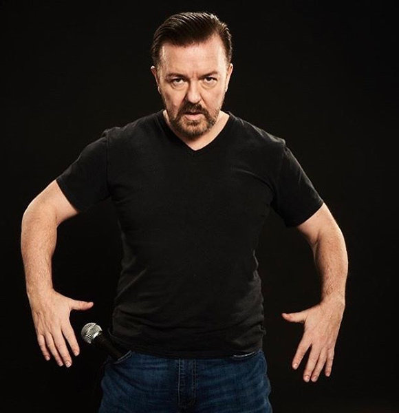 Is Ricky Gervais Married Now? His Relationship Details With Girlfriend