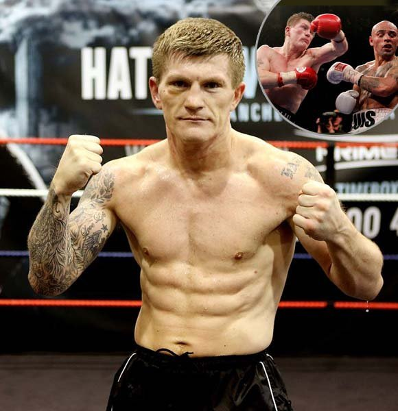 Ricky Hatton Career Record Reflects Fat Net Worth! Among Richest Boxers Now?