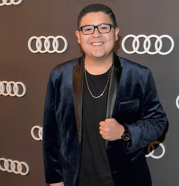 Rico Rodriguez Net Worth, Dating, Sister, Father