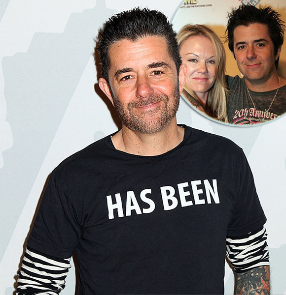 Riki Rachtman Hints Reason For Divorce With Wife; His Status Now