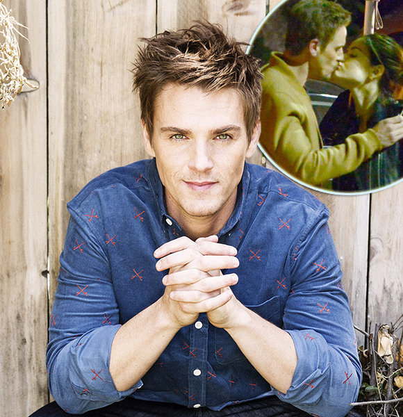 Riley Smith Dating To Get Married? Meet His Cute A-List Girlfriend