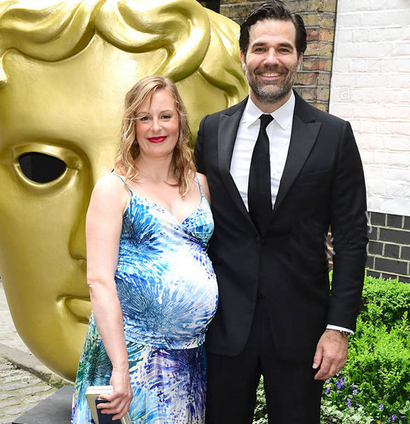 Rob Delaney & Wife Welcomes Fourth Child Just After Son's Death