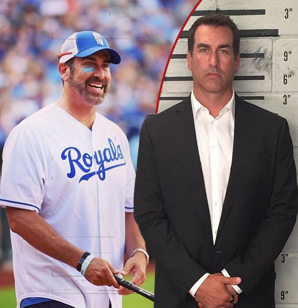 Comedian And Actor Rob Riggle Wife, Net Worth, Movies & TV Shows