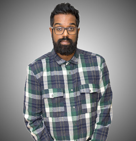 Romesh Ranganathan's Nerve-Wracking Performance For The Royals! Parents To 3 Children