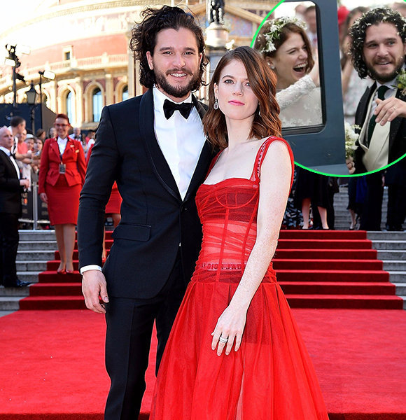 Rose Leslie & Kit Harington Married; Recited Wedding Vows In Front Of 'Game Of Thrones' Crew