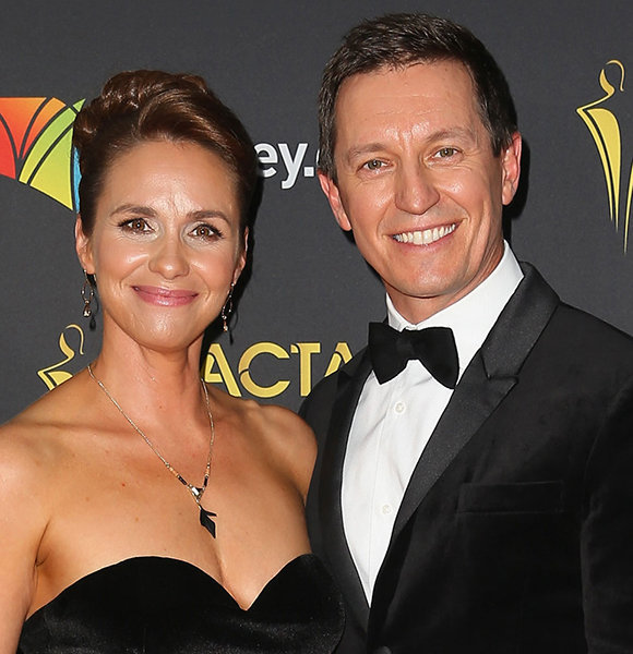 Rove McManus, Adorable Family With Wife And Daughter; Chances Of Divorce?