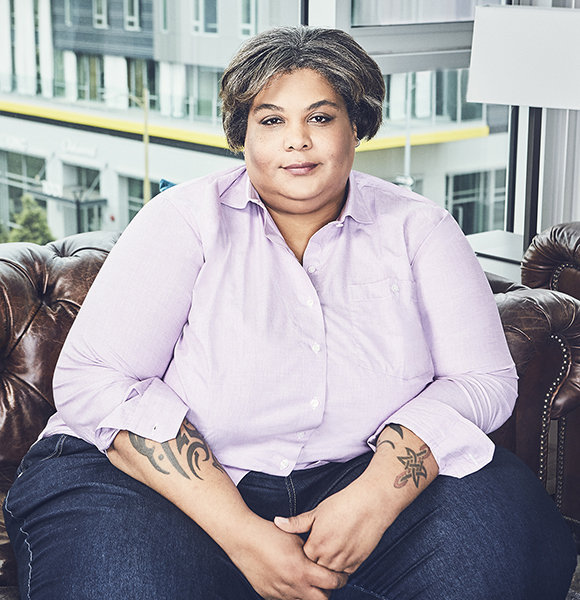 Roxane Gay Neither Lesbian Nor Straight; Sexuality Ousted, Who Is Partner?