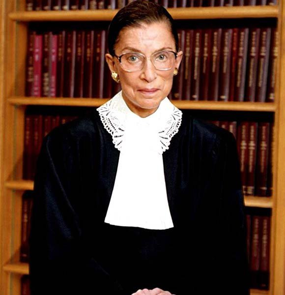 Ruth Bader Ginsburg Hospitalized, What Happened To Her? Report