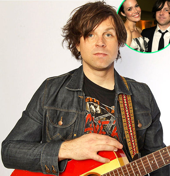 Singer Ryan Adams Finds Peace After Divorce When Ex-Wife Getting Married