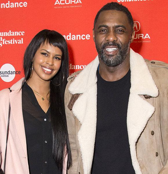 Sabrina Dhowre Age, Engaged, Idris Elba, Family, Net Worth