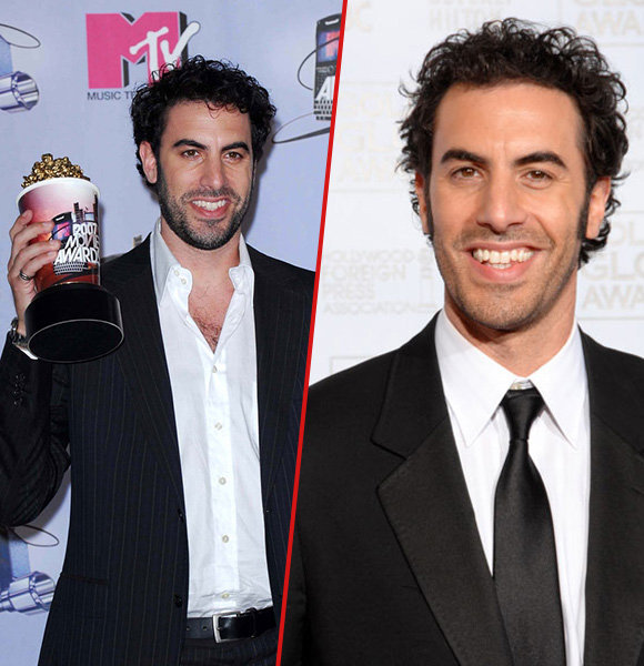Sacha Baron Cohen Details On Wife & Kids, Ethnicity Net Worth & Facts