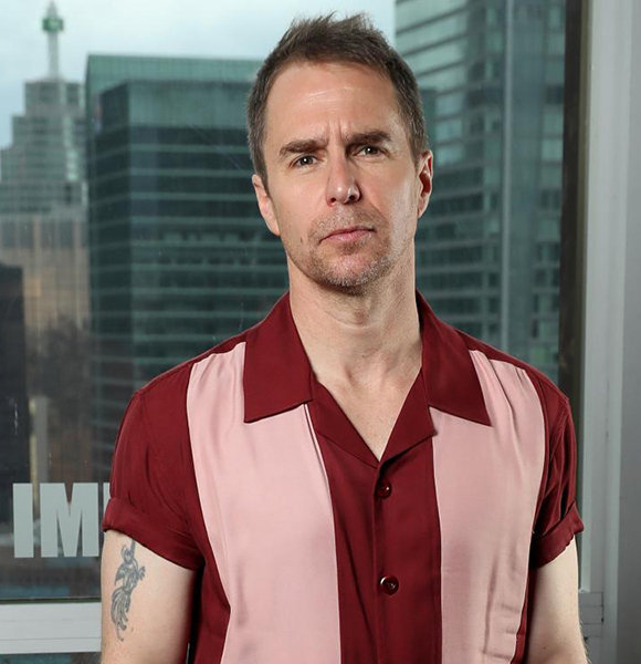 Sam Rockwell Dating Life, Net Worth, Awards & More Facts