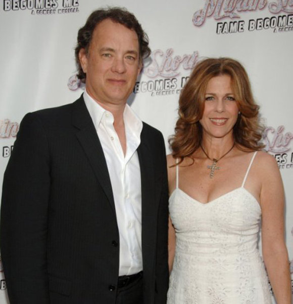Samantha Lewes Wiki: Actress Who Called Tom Hanks As Husband In Remembrance