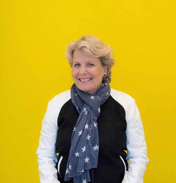Sandi Toksvig Age 60, Wife After 'Aww' Filled Wedding; Rock Solid Or Rocky?