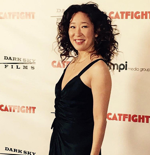 Sandra Oh Married & Separated   Who Is She Dating Now? Find It Out
