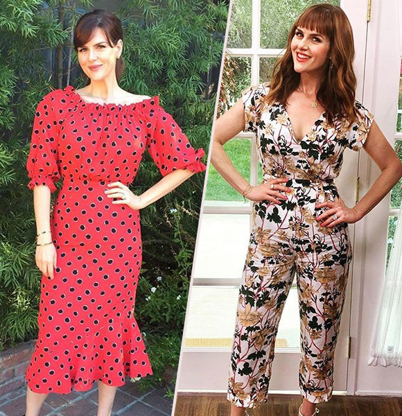 Sara Rue Married Life With Husband, Children, Weight Loss, Net Worth