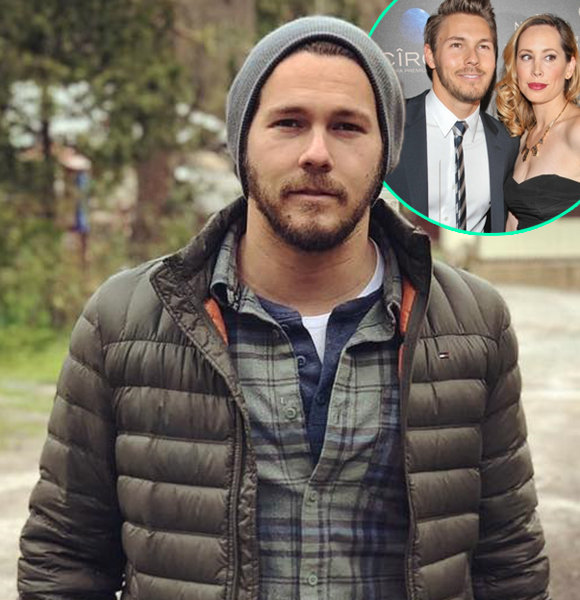 """Scott Clifton Met Wife At Class, Married Later & Baby Boy Now """"Bold and the Beautiful"""" Actor"""