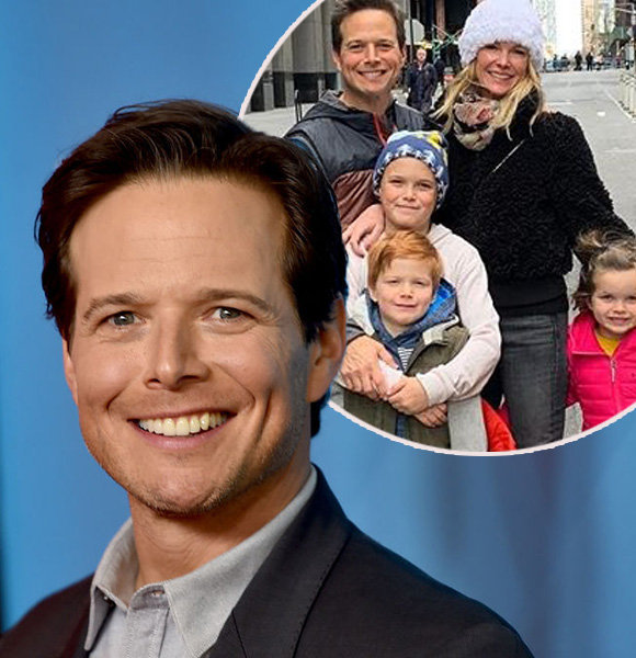 Scott Wolf Marital Status, Check Out The Details On Wife & Kids